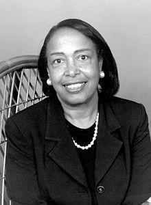 Patricia Bath, oftalmóloga e inventora.