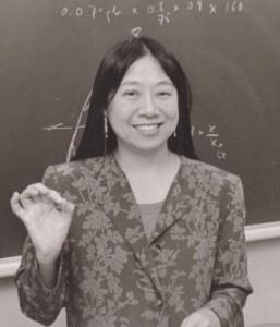 Sau Lan Wu, física de partículas.