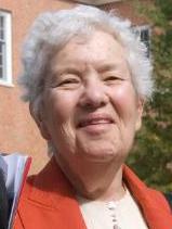 Vera Rubin, astrónoma, en 2009.