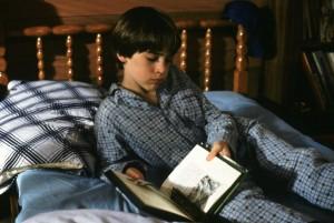 Autoestima en niños. Fotograma de la película La historia interminable (1984).