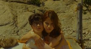 Autoestima en niños. Fotograma de la película Moonrise kingdom (2012).