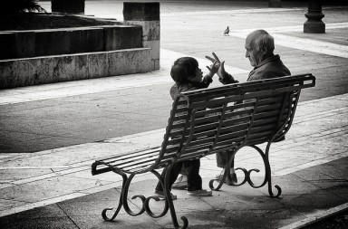 Las pensiones. Los pensionistas.