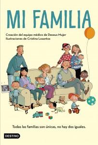 'Mi familia', cuento para niños