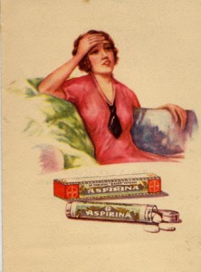 Paracetamol, aspirina o ibuprofeno