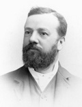 Charles W. Batchelor, inventor, asociado de Thomas A. Edison , ejecutivo temprano de General Electric Company