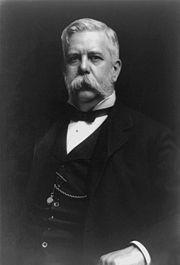 George Westinghouse, Jr. Fue un empresario, ingeniero e inventor estadounidense.