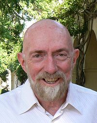 Kip Thorne en el Instituto de Tecnología de California en 2007