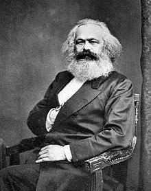 Karl Marx (5 de mayo de 1818 - 14 de marzo de 1883) fue un filósofo, economista, sociólogo, periodista, intelectual y militante comunista prusiano de origen judío. Marx en 1875.