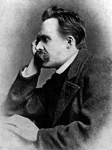 Friedrich Nietzsche (15 de octubre de 1844 - 25 de agosto de 1900) fue un filósofo, poeta, músico y filólogo alemán, considerado uno de los pensadores contemporáneos más influyentes del siglo XIX. Nietzsche en 1882.