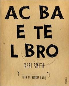 Acaba este libro (Keri Smith)