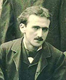 Bergson en 1878.