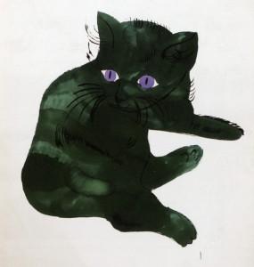 De noche todos los gatos son verdes (Vincent Péghaire)