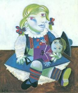 El niño que mordió a Picasso (Anthony Penrose)