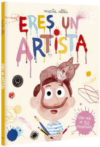 Eres un artista (Marta Altés)
