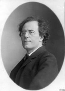 Gustav Mahler (7 de julio de 1860 - 18 de mayo de 1911). Gustav Mahler en 1909