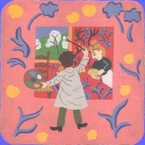 Las tijeras de Matisse (Jeanette Winter)