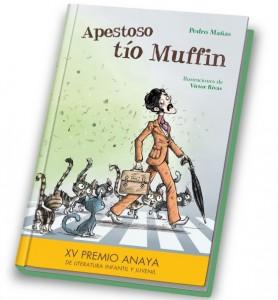 Pedro Mañas. 'Apestoso tío Muffin'