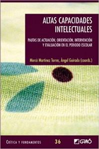 'Altas capacidades intelectuales' de Editorial Graó.