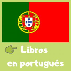 Libros de cartón para niños en portugués