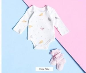 Comprar ropa de bebe niña online