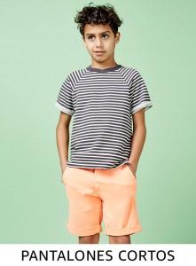 Comprar pantalones cortos para niño online