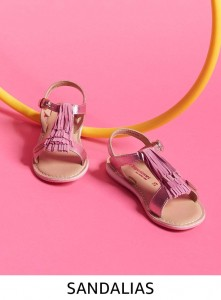 Comprar sandalias para niña online