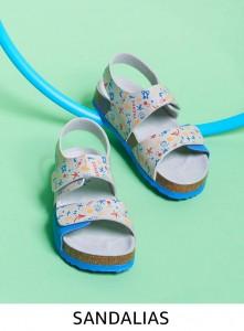 Comprar sandalias para niño online