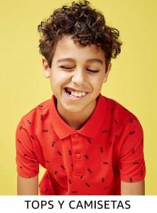 Comprar camisetas para niño online