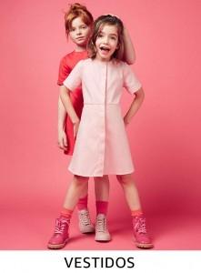 Comprar vestidos para niña online