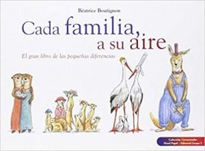'Cada familia a su aire'