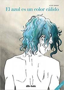'El azul es un color cálido'