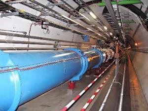 Túnel del Gran Colisionador de Hadrones