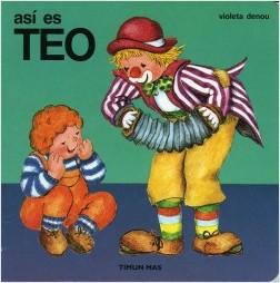 Los libros de Teo | Así es Teo | +1 año