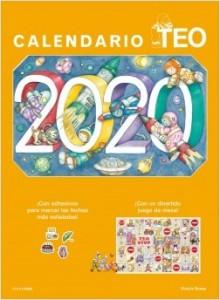 Los libros de Teo | Calendario Teo | +3 años
