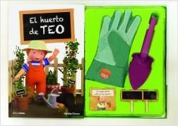 Los libros de Teo | El huerto de Teo | +3 años