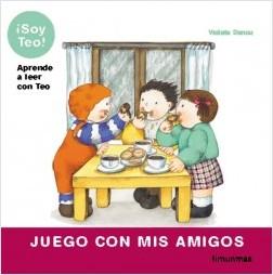 Los libros de Teo | Juego con mis amigos | +5 años