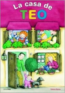 Los libros de Teo | La casa de Teo | +3 años
