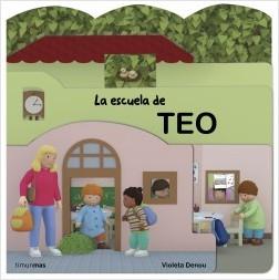Los libros de Teo | La escuela de Teo | +3 años