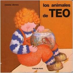Los libros de Teo | Los animales de Teo | +1 año