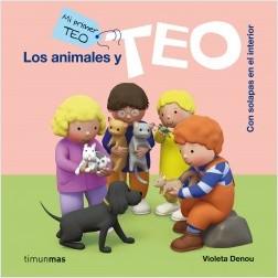 Los libros de Teo | Los animales y Teo | +1 año