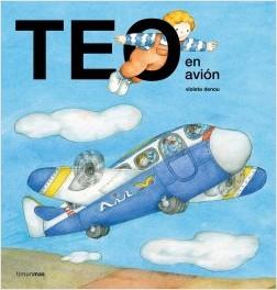 Los libros de Teo | Teo en avión | +1 año