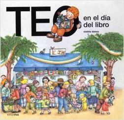 Los libros de Teo | Teo en el día del libro | +3 años