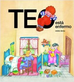 Los libros de Teo | Teo está enfermo | +3 años