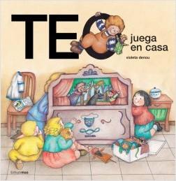 Los libros de Teo | Teo juega en casa | +3 años