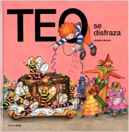 Los libros de Teo | Teo se disfraza | +3 años