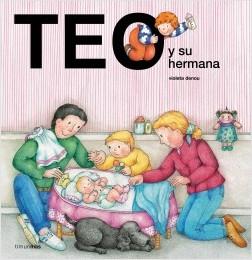 Los libros de Teo | Teo y su hermana | +3 años
