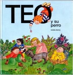 Los libros de Teo | Teo y su perro | +3 años