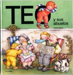 Los libros de Teo | Teo y sus abuelos | +3 años