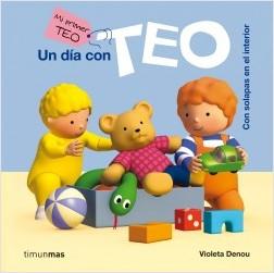 Los libros de Teo | Un día con Teo | +1 año