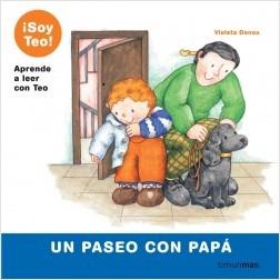 Los libros de Teo | Un paseo con papá | +5 años